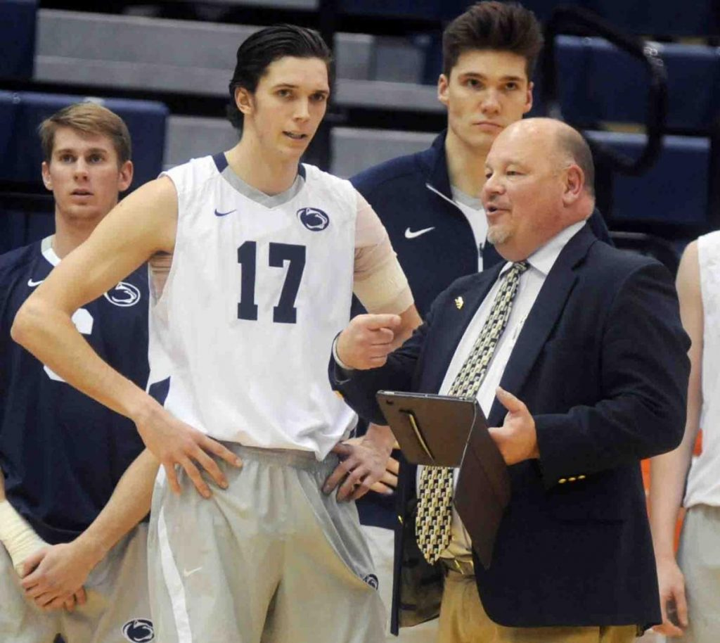 Penn State Volleyball Roster Schedule Recruiting Volleyball Showcase Camps