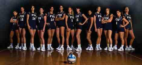 Florida International University Women S Volleyball Advance Camp