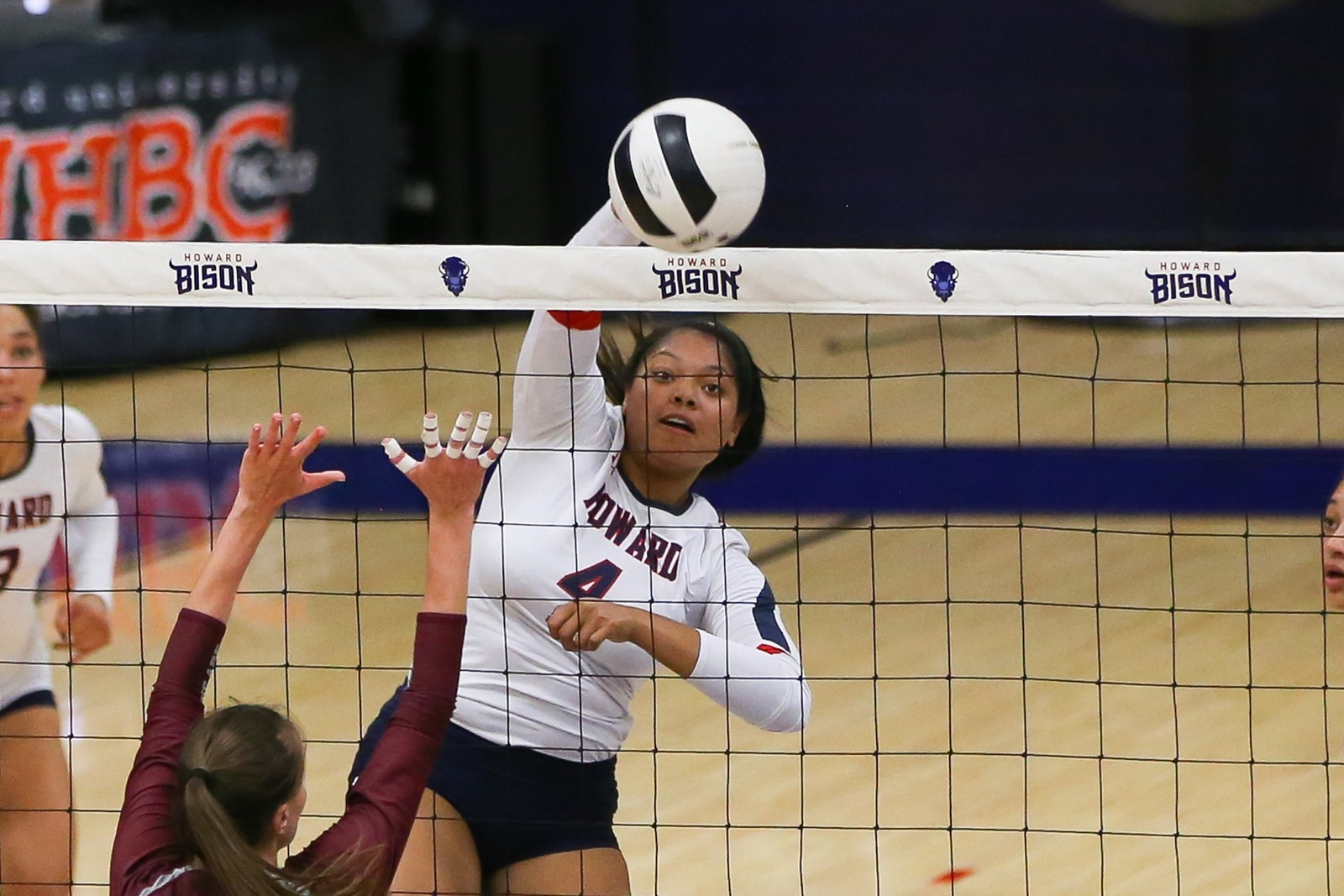 Howard University Women S Volleyball College Prospect Camp
