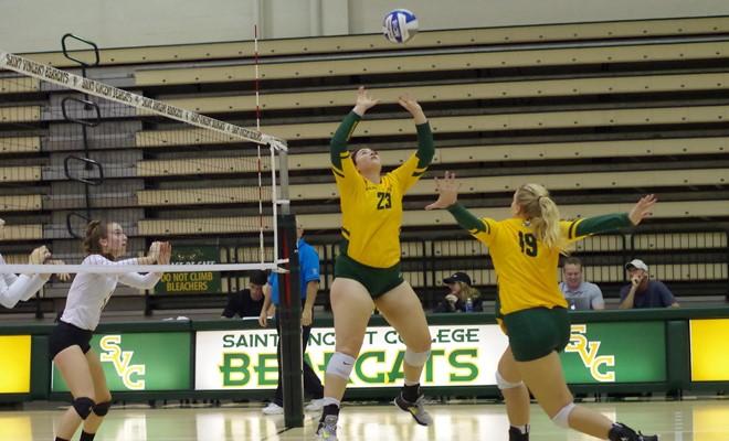 Saint Vincent College Bearcats Women S Volleyball Camp