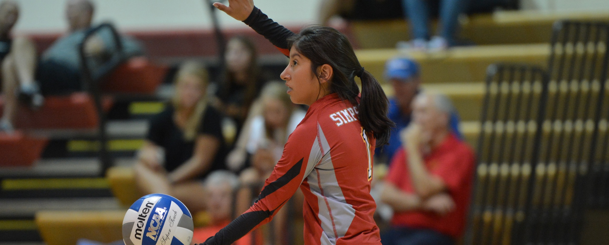 Simpson College Women's Volleyball Specialist Camp