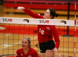 Siue Volleyball Adds Lafayette Ind Star Middle Blocker Field Riverbender Com