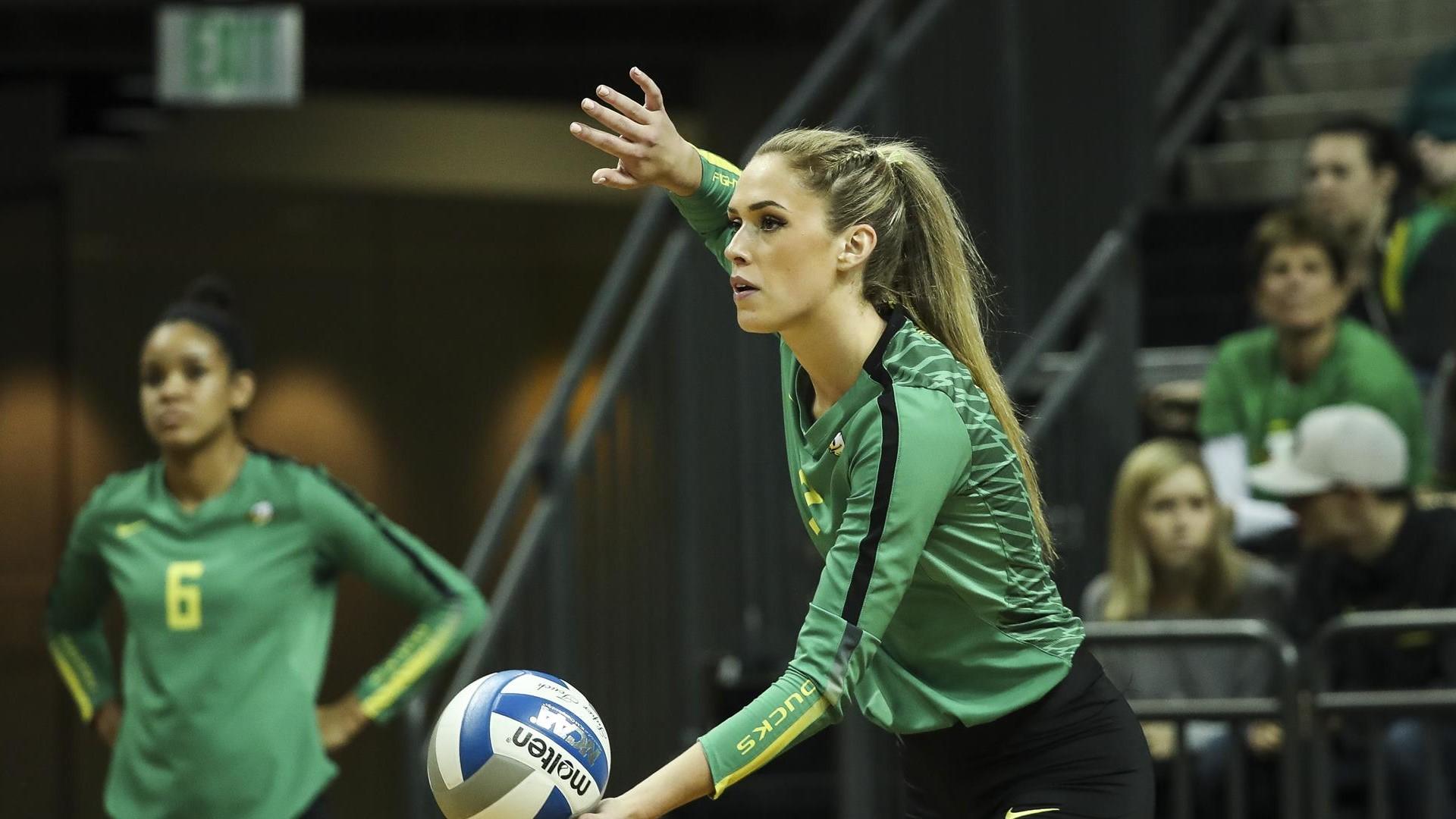 Kacey Nady - Womens Volleyball - University of Oregon
