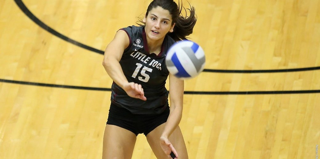 Volleyball Individual Pictures University of Arkansas...
