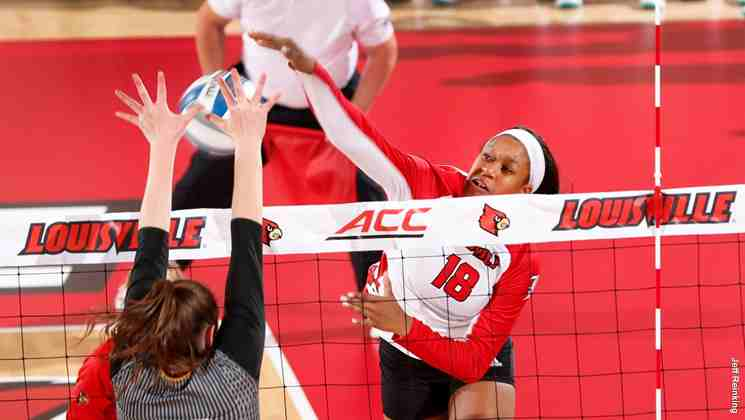 University Of Louisville Cardinals Women S Volleyball Elite Camp