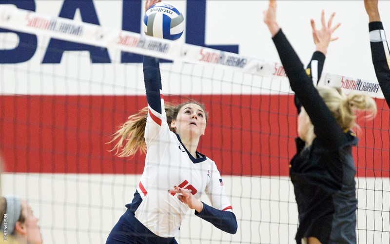 University of South Alabama Women's Volleyball Position ...