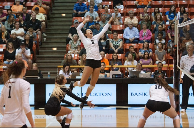 University Of The Pacific Women S Volleyball All Skills Camp